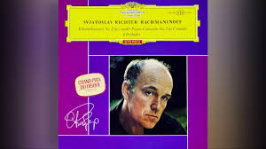 Sviatoslav <b>Richter</b> - <b>Rachmaninov</b>: Piano Concerto No. 2 in C minor ...