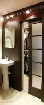 Bathroom And Walk In Closet Designs Impressive Decorating Design