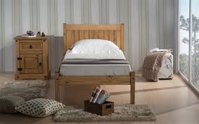 rio pine single bed