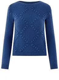 Купить <b>джемпер</b> (синий) в интернет-магазине женской одежды ...