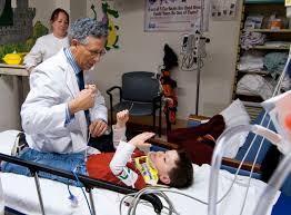 improvements in pediatric emergency care what s up at upstate richard cantor md is the director of the pediatric emergency department at upstate university hospital