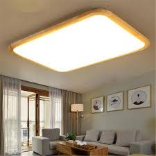 rectangular ceiling light. 2018 Nordic Square Simple Modern Lighting Rectangular Ceiling Lamp Japanese Living Room Bedroom Solid Wood From Amarylly, $114.0 | Dhgate.Com Light S