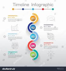 History In Infographics 23 Infographic Resume Template Free