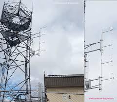 folded dipole antennas on badger mountain
