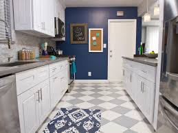 Checkered Kitchen Floor Photo Page Hgtv