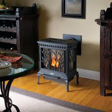 small gas fireplace freestanding ventless best insert free standing beautiful suzannawinter corner electric propane heating stove reviews modern heaters