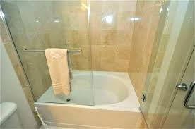 medium size of small corner bathtub shower combo combination canada and tub for bathrooms amazing tiny