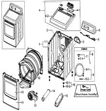 samsung dc a guide cover top dvae com samsung guide cover top dv5471ae dc61 03133a from com part diagram