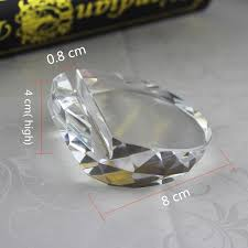 jqj crystal glass faceted card holder ball paperweight clear rare feng s office desk decoration business card holders craft in underwear from mother