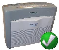 hepa room air cleaner. room air purifiercleaner filters hepaionic5modes for smokeallergenpetshome 890577001216 ebay hepa cleaner