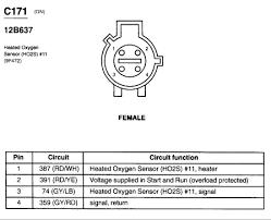 o2 sensor wires ford mustang forum bosch o2 sensor wiring diagram at O2 Sensor Wiring