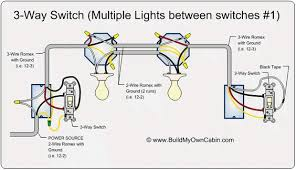 how do 3 way switches work facbooik com 3 Way Light Switch Wiring Diagram Multiple Lights how does a three way switch work facbooik 3-Way Circuit Multiple Lights