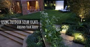 outdoor solar lighting ideas. Outdoor Solar Light Lighting Ideas .