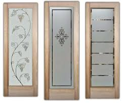 interior doors pantry doors with glass frosted home d home
