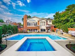 Beautiful Backyard Pools Model Custom Inspiration