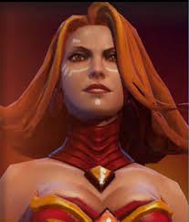 dota 2 lina the slayer orcz com the video games wiki