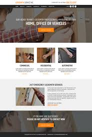 25% special discount offer on html website template buylpdesign blog locksmith service call to action website template design
