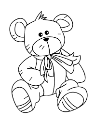Small Picture Teddy Bear Coloring Pages Coloring Pages Kids