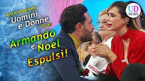 Anticipazioni Uomini e Donne Over: Armando e Noel Espulsi Dal Programma!