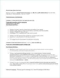 Analytical Chemist Resume Quality Control Chemist Resume Sample Analytical Chemist Cover