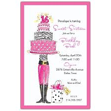 Free Templates For Invitations Birthday Birthday Invites Best Girls Birthday Invitations Designs HiRes 58