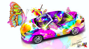 reno fantasy butterfly car