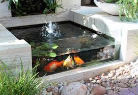 Small Picture 22 Small Garden or Backyard Aquarium Ideas Will Blow Your Mind