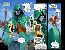 Injustice: Gods Among Us - Year 3 Chap 5