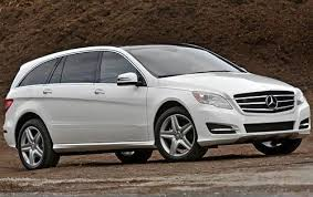Starting with a 3.2l turbodiesel up to a 5.5l supercharged v8. Used 2011 Mercedes Benz R Class Wagon Review Edmunds