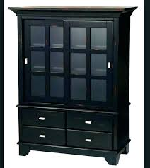 tall wood storage cabinet. Black Storage Cabinet Tall Wood With Door S