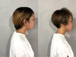 頭の形がよく見える刈り上げショートヘア 92co 葛西祐介のブログ