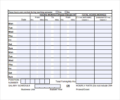 daily timesheet template free printable 13 hr timesheet templates free sample example format download