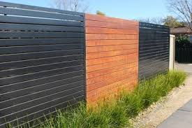 Wonderful Modern Privacy Fence Aluminum Panels Intended For Prepare