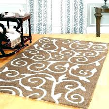 big white fluffy g large black and area medium size of gs wool rug checd black white area rug and off large