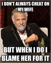 Blame Meme   Narcs, Psychos, Abusers & Other Losers   Pinterest ... via Relatably.com