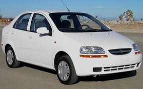 2004 Chevrolet Aveo - VIN: KL1TD52634B238720 - AutoDetective.com