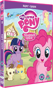 Mummys Space My Little Pony Friendship Is Magic Baby Cakes