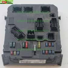 citroen c3 fuse box large used car part stock bsi f03 01 siemens s118085100 96 811580 zie 6580n7
