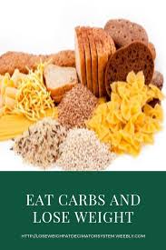 how many carbs should you eat per day to lose weight reducing the amount of