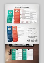 Template Cool Cv Templates Best Web Graphic Designer