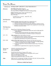 Magnificent Monash University Sample Cv Contemporary Example
