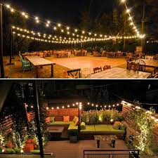 Tent String Lights 30 Led 20ft Crystal Ball Decorative Waterproof Solar String