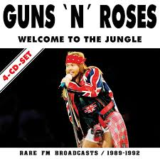 GUNS N ROSES - Welcome To The Jungle ...