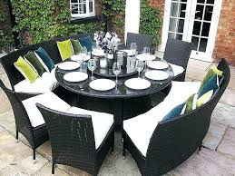 10 person round dining table person round dining table round dining table awesome dining room table