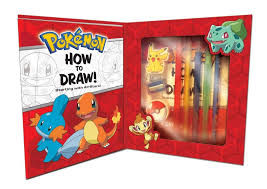 amazon pokemon how to draw kit starting with all stars 9781604381689 pikachu press books