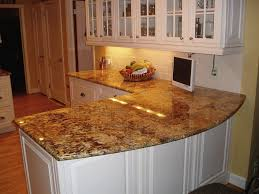 Tan Brown Granite Kitchen White Kitchen Cabinets Brown Granite Countertops