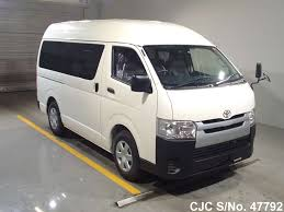 2016 Toyota Hiace White for sale | Stock No. 47792 | Japanese Used ...