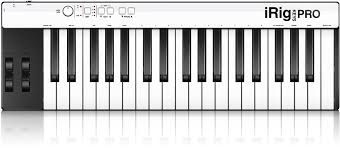 Купить uSB-<b>контроллер IK Multimedia iRig</b> Keys Pro - <b>MIDI</b> с ...
