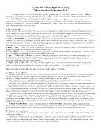 amazing application essays college college 101 examples of awesome personal statements shmoop
