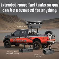 Titan Fuel Tank Extended Range Fuel Tanks #titanfueltank ...